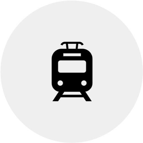 西鉄福岡天神駅より大牟田特急電車で約30分